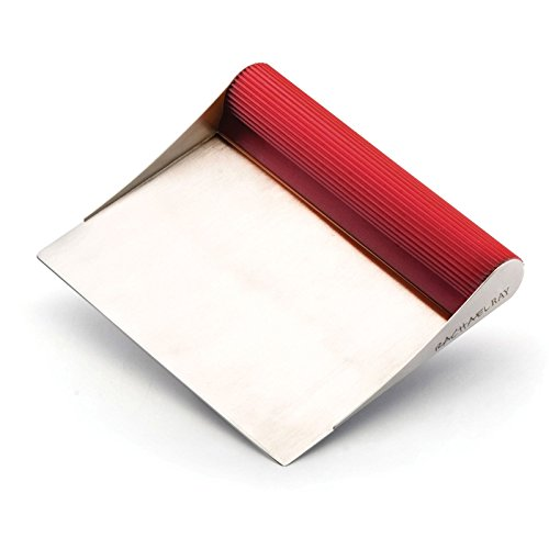 Rachael Ray Tools Bench Scrape Shovel, Red, Free Shipping, New