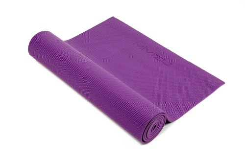 Yoga Mats by Mivizu Eco-Friendly Anti-Slip Yoga Mat With Extra Thickness. Skidless Mat for Pilates, Exercises, Aerobics, Yoga 72