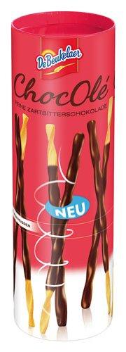 DeBeukelaer ChocOlé Sweet Breadsticks with dark chocolate - 75gr