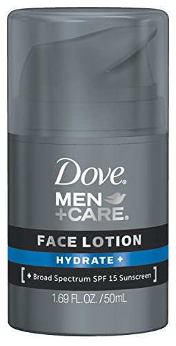 Dove Men+Care Face Lotion, Hydrate+ 1.69 oz