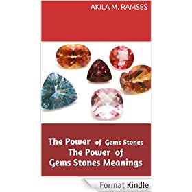 The Power of Gems Stones : The Power of Gems  Stones Meanings (English Edition)