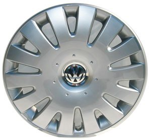 Best Buy Volkswagen - 1K0601147GQLV Jetta 16 Inch New Factory Original Equipment Hubcap For Sale