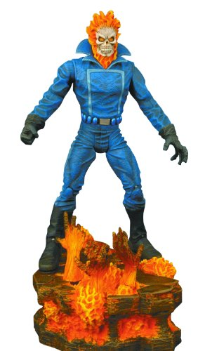 Marvel Select Ghost Rider Action Figure (Ghost Rider Figure compare prices)