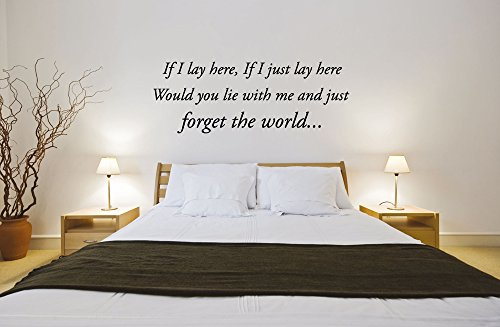 if-i-lay-here-snow-patrol-song-lyrics-music-vinyl-wall-art-quote-sticker-decal-mural-transfer-stenci