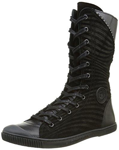 PataugasBelen/O F4B - Stivali Donna , Nero (nero), 37