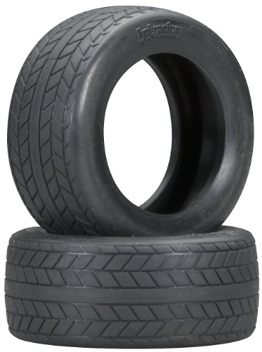 HPI Racing 102993 Vintage Performance Tire, D Compound, 26mm (2) - 1
