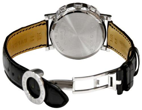 Bvlgari-Bvlgari Chronograph Stainless Steel Mens Watch BB38WSLDCH.N