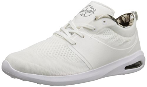Globe Mahalo LYT Uomo US 8.5 Bianco Scarpe Skate