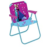 Disney Frozen Anna & Elsa Toddler Folding Patio Chair - 21