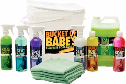 Babes Boat Care BB7501 Bucket Of Babes
