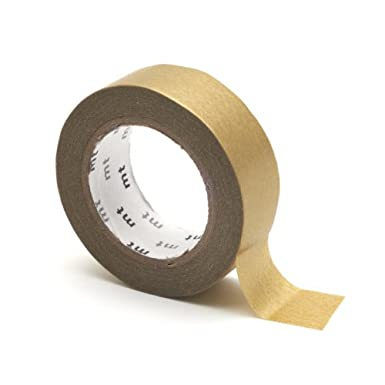 Shocking Gold Masking Tape