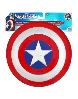 Marvel Captain America Throwing Shield - 1