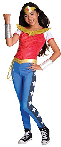 "DC Super Hero-620716L ""Rubie's-Costume da Wonder Woman"""