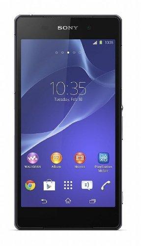 Sony Xperia Z2 D6503 SIMフリー (ブラック)