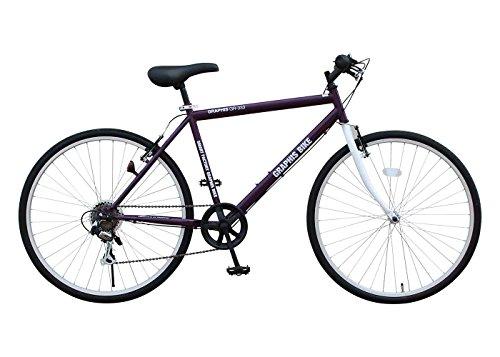My Pallas(マイパラス) クロスバイク26インチ・6段変速 GR-333
