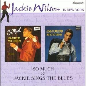 Jackie Wilson Doggin' Around