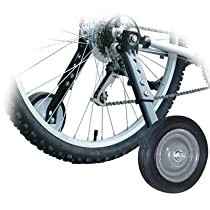 Sunlite Heavy Duty Adjustable Training Wheels Set for Adults and Children