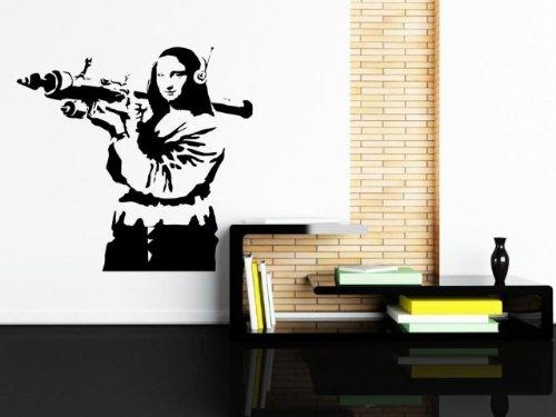 banksy-mona-lisa-avec-bazooka-version-2-sticker-mural-amelioree-noir-small-30cm-x-30cm-12-x-12