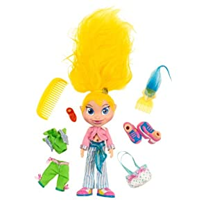 TROLLZ ROCK CANDY COLLECTION TOPAZ Doll Set