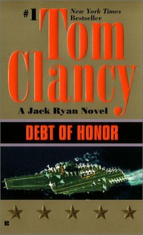 Debt Of Honor (Jack Ryan)