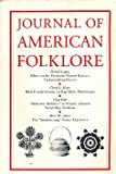 img - for Journal of American Folklore. Volume 113. Number 449 book / textbook / text book