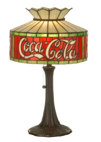 "Meyda Home Bedroom Living Room Decorative Accent Night Lighting 20""H Coca-Cola Accent Lamp"