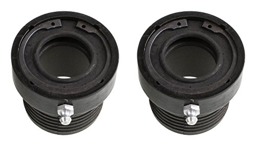 Ten Factory MG21103 Black Dana Axle Tube Seal, Pair (30/44) (Front Seal compare prices)