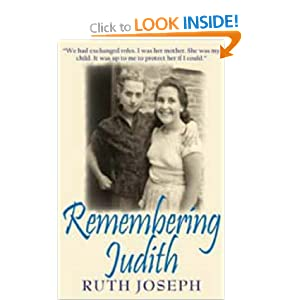 Remembering Judith - Ruth Joseph