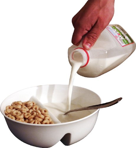 New Anti-Soggy Cereal Bowl From Just Solutions! A Must For Any Kitchen