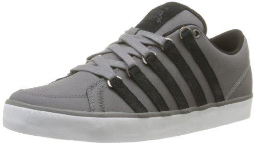 k-swiss-gowmet-ii-vnz-baskets-mode-homme-gris-charcoal-black-white-40-eu-65-uk