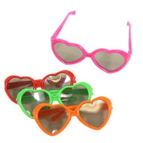 Kiddie Heart Sunglasses - 1