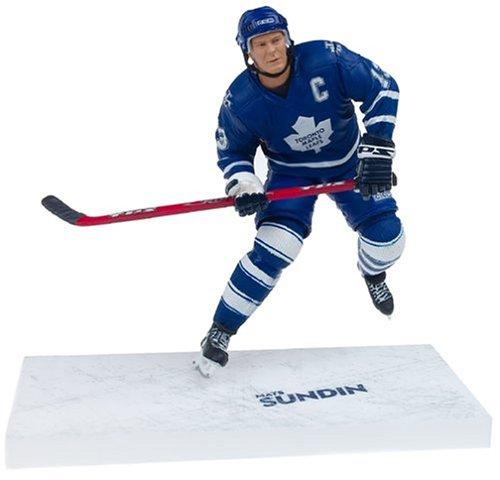 Mats Sundin 2 Blue Jersey Variant Mcfarlane NHL Series 9