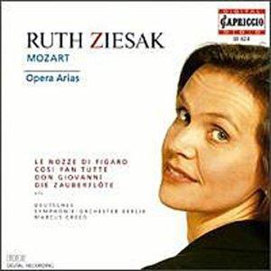 Creed - Ruth Ziesak - Mozart Opera Arias _ Creed, Deutsches Symphonie Orcester Berlin - Zortam Music