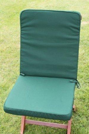 UK-Gardens Grün Garten Möbel Sitz und stuhl Polsterung – Wechselbarer Bezug – Nutzung in Haus oder Garten günstig