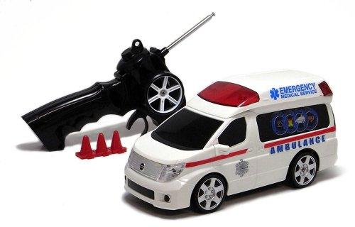 ニッサン エルグランド救急車