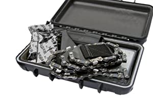Ultimate Survival Technologies Deluxe Survival Kit with Hard Case- BLACK