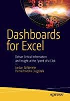 Dashboards for Excel Front Cover