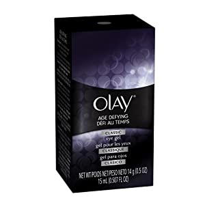 Olay Age Defying Classic Eye Gel, 0.5 Ounce (Pack of 2)