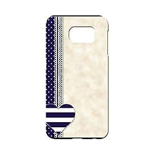 BLUEDIO Designer 3D Printed Back case cover for Samsung Galaxy S7 Edge - G6488