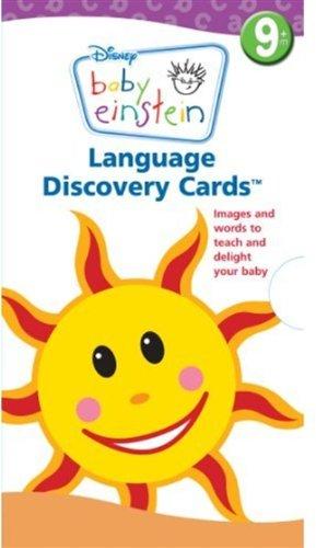 Imagen de Idioma Descubrimiento Tarjetas (Baby Einstein (formatos especiales))