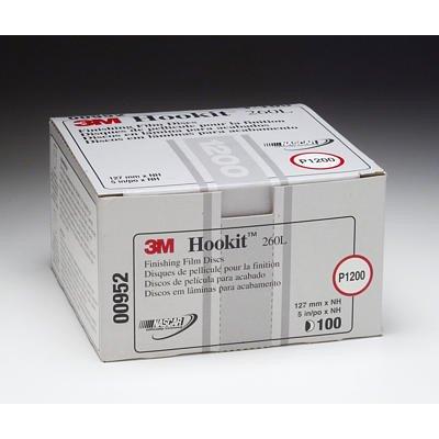 3M 00952 Hookit 5