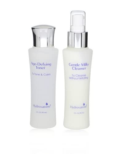 Hydroxatone Fresh Start Duo Toner and Cleanser As You See