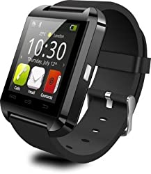 CROCON Bluetooth U8 Watch SmartWatch for iPhone, Sony, Samsung & All Android