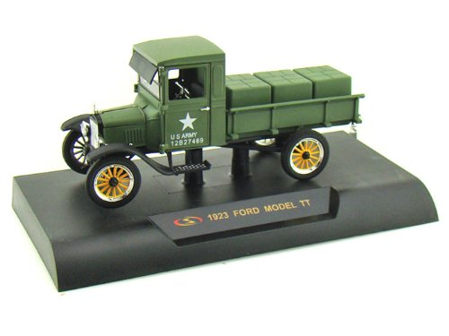 1923 Ford Model TT US Army Truck 1/32 Green