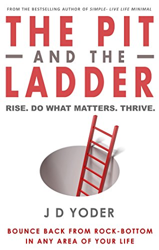 The Pit and the Ladder- Rise. Do What Matters. Thrive: Bounce Back from Rock-Bottom in Any Area of Your Life (Success, Business, Entrepreneurship, Winning) PDF
