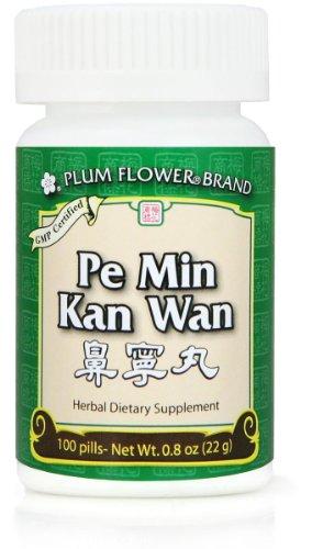 4 Pack! Pe Min Kan Wan, les pilules d'allergie