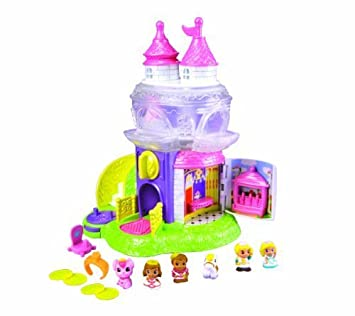 Blip Toys Squinkies Wedding Surprise Castle Playset by Blip Toys TOY (English Manual)