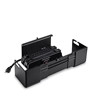 Belkin Surge Protector with Power Cord Organizer by BEAX7