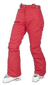 Trespass Women's Lohan Ski Pants - Coral Blush, XX-Small