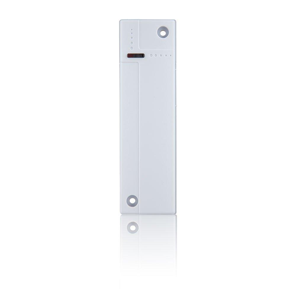 Blaupunkt FunkÖffnungsmelder, mit Drahteingang zur FunkVernetzung von kabelgebundenen Geräten (Dieser Türfensterkontakt löst bei Aktivierung zuverlässig einen Alarm aus)  BaumarktKundenbewertung und Beschreibung